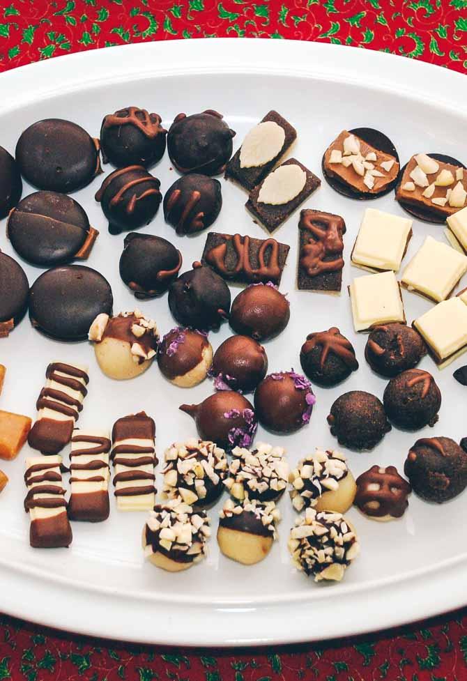 Guide til hjemmelavet konfekt fra Bageglad