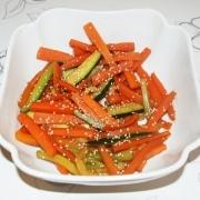 Teriyaki grøntsager