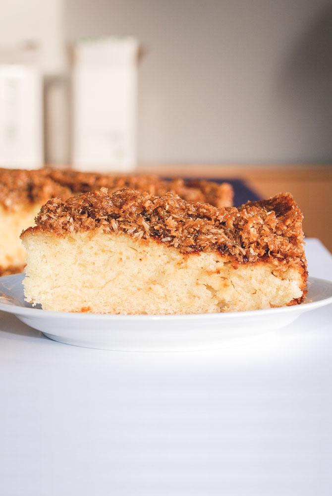Drømmekage opskrift fra Bageglad