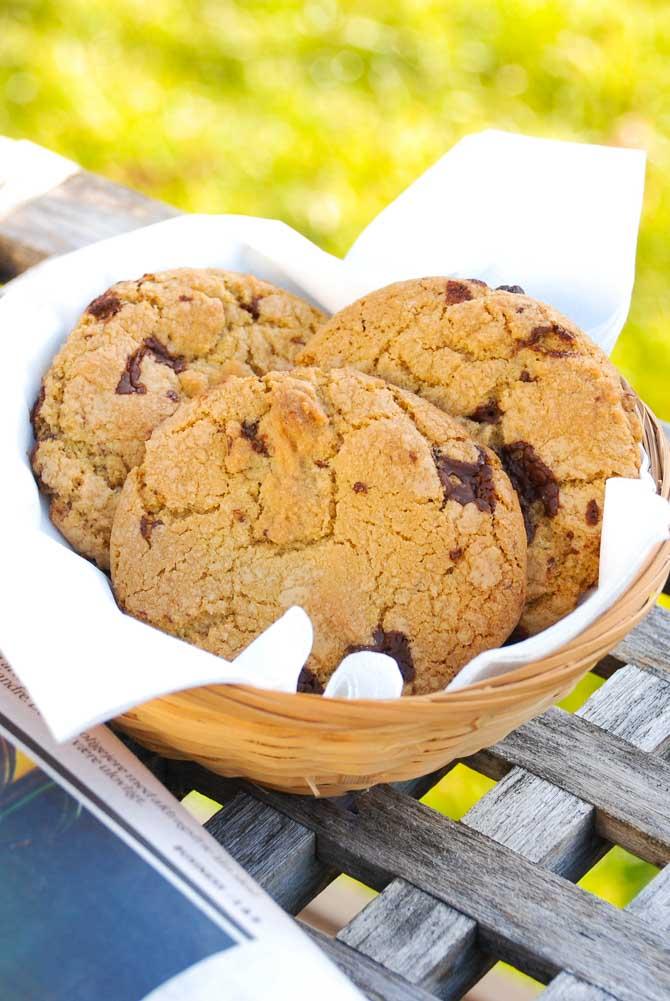 opskrift på cookies