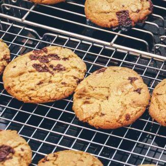 Færdigbagte cookies