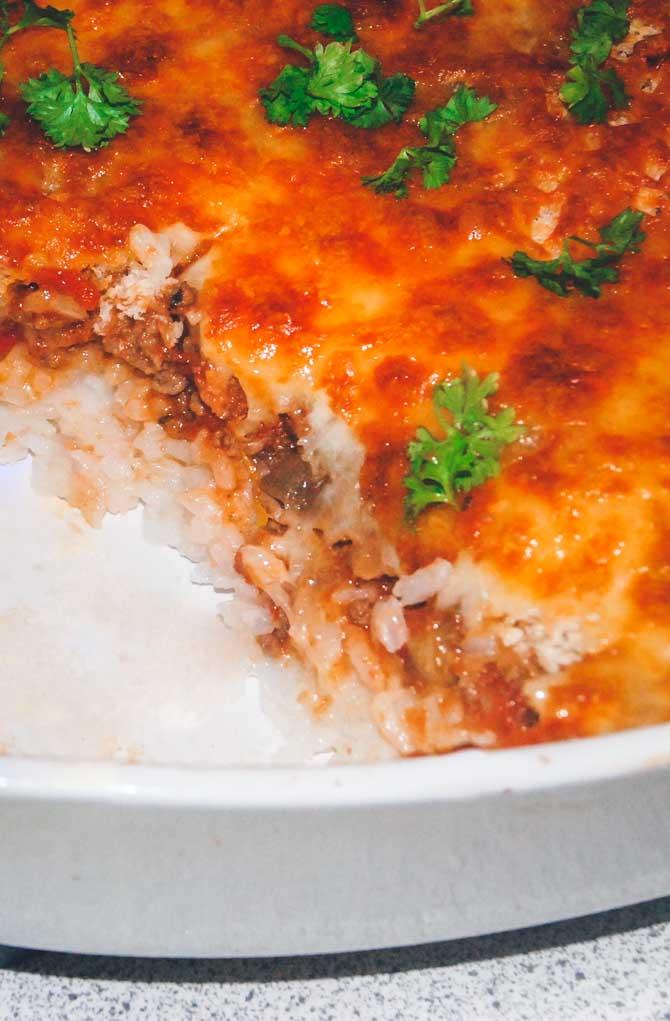Japansk lasagne opskrift fra Bageglad