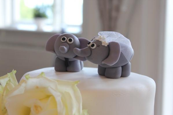 Elefant topfigurer