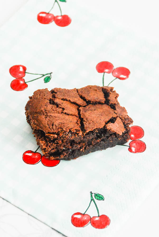 fudge brownies långpanna