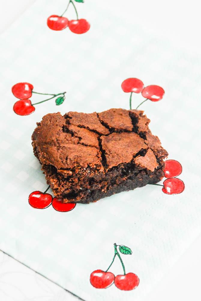 Verdens bedste brownies opskrift fra Bageglad