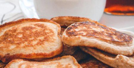 Sunde amerikanske pandekager fra Bageglad