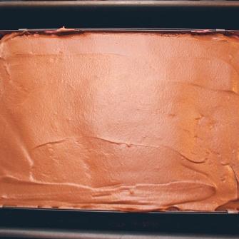 Chokolademousse lag