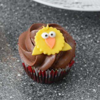 Kylling cupcake opskrift