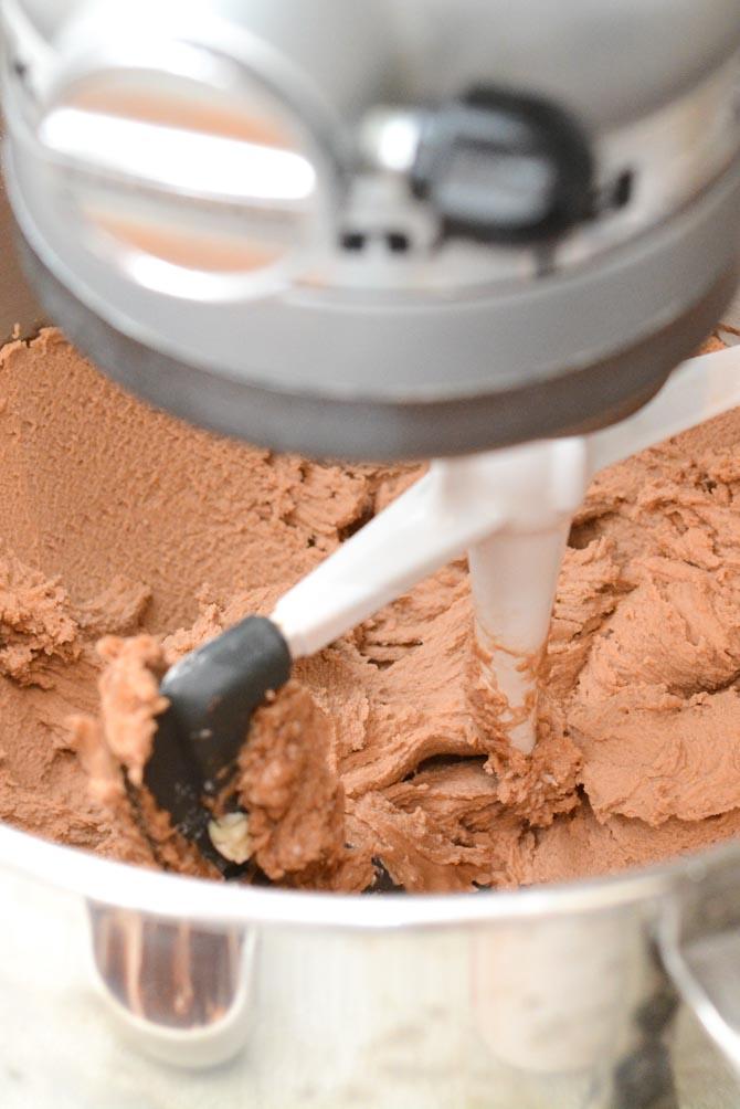 Chokolade buttercream opskrift