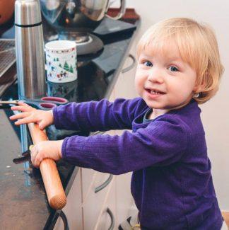 Køkkenhjælper