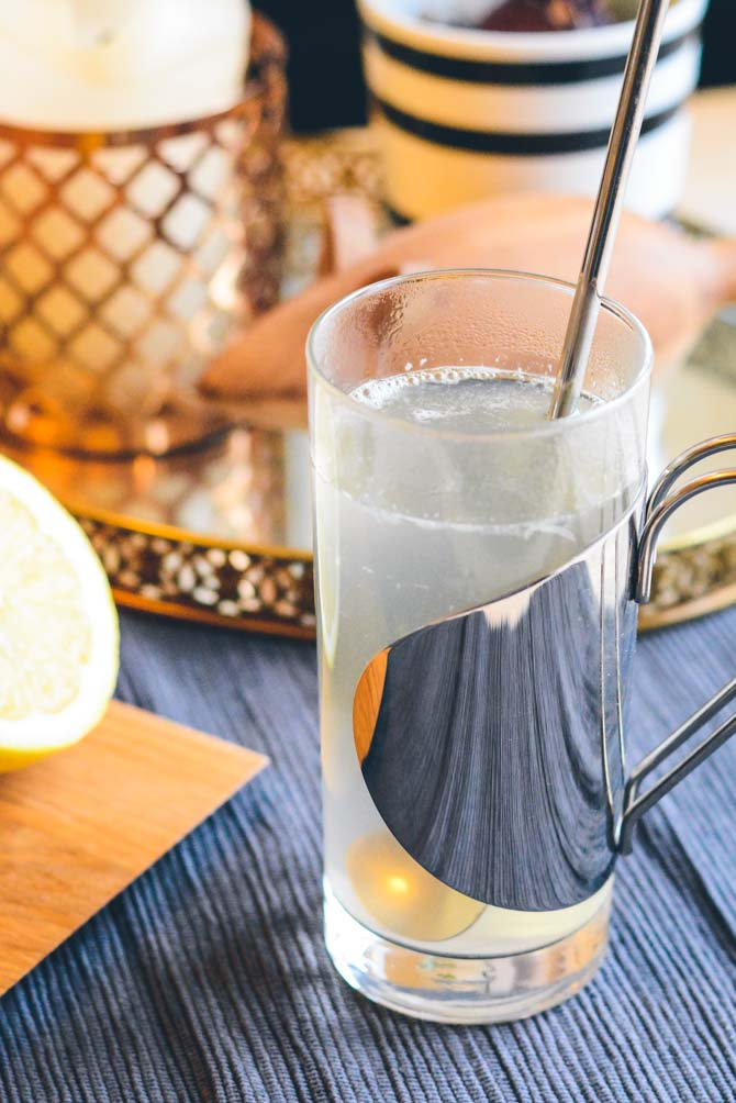 Ingefær citron the opskrift