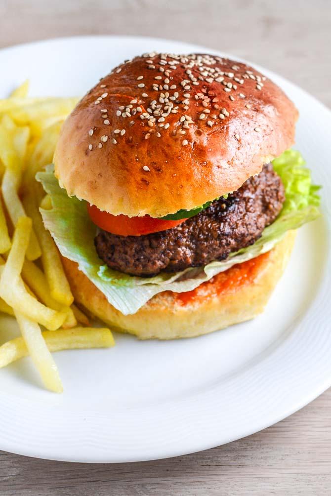Brioche burgerboller opskrift fra Bageglad