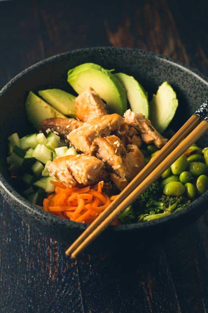 Asiatisk aftensmad