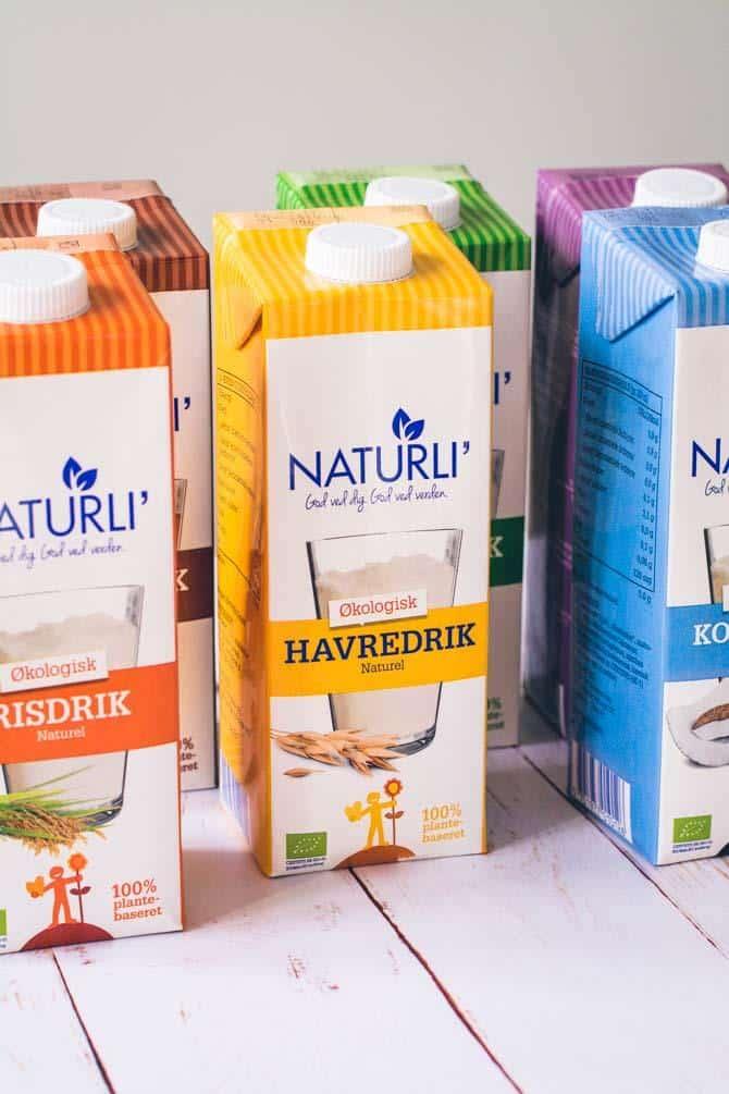 urtekram soyamælk