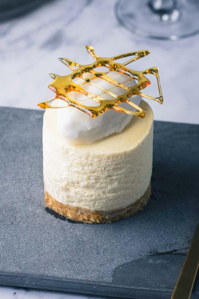 Passionsfrugt dessert opskrift