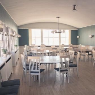 Restaurant Bellahøj bryllupslokale