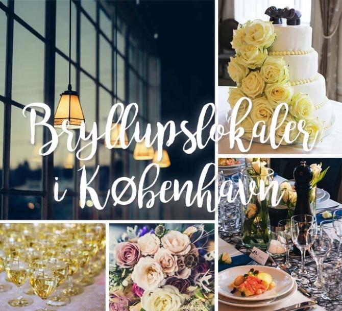 Bryllupslokaler i København