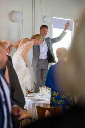 Brudepar tradition