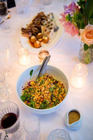 Middag til bryllup