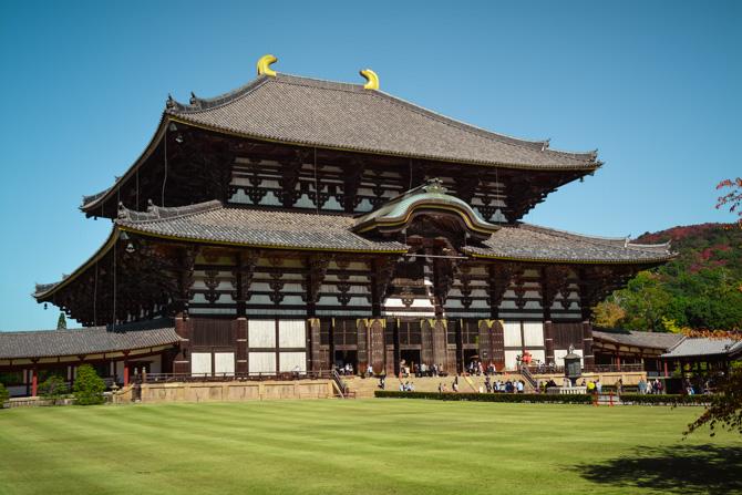 Todaji templet i Nara